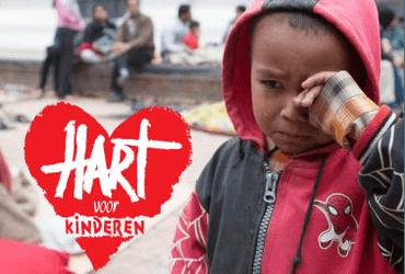 Hart voor Kinderen helpt Nepal