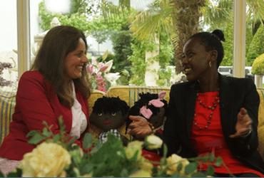 September bijzondere maand voor Hart voor Kinderen