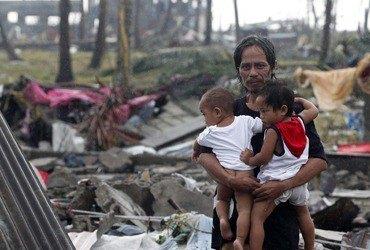 Noodhulp Filipijnen