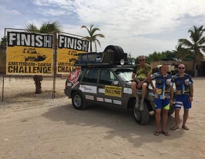 Amsterdam Dakar Challenge