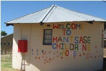 Kindertehuis Lesotho