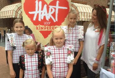 Spakenburg maakt kennis met Hart voor Kinderen