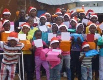 Kerst in Lesotho