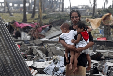 Hart voor Kinderen helpt Filipijnen