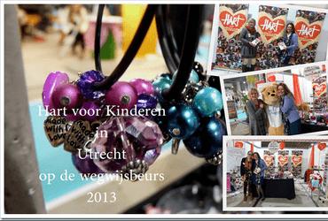 Hart voor Kinderen presenteert zich op Wegwijsbeurs 2013