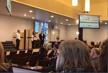 Westerkerk in Bunschoten haalt 6500 euro op voor Hart voor Kinderen!