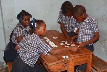 Schoolactie voor Haïti 2017