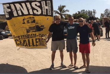 Amsterdam-Dakar: Finish!
