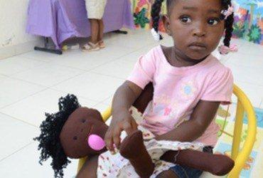 Troostpoppen Haïti