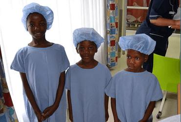 Deze kinderen kunnen dankzij de donateurs van Hart voor Kinderen weer horen!