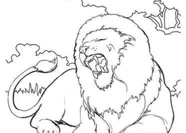 Kleurplaten Leeuwen En Tijgers.Gratis Kleurplaten Hart Voor Kinderen