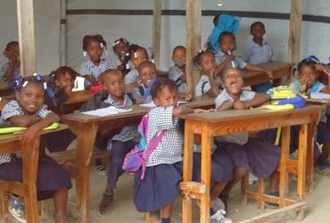 School actie Haiti 2018