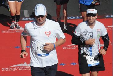 Fred Schonewille loopt marathon voor Hart voor Kinderen uit!