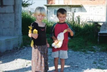Hart voor Kinderen helpt kindertehuis Emmaus in Bosnië