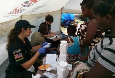 Noodhulp Mozambique