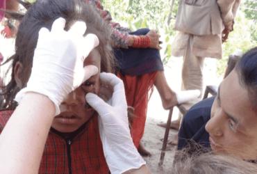 Noodhulp Nepal