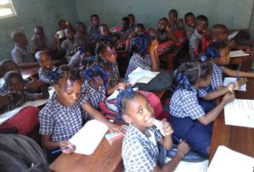 Haiti Schoolfonds actie 2018 en 2019