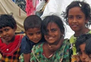 Gehandicaptenweeshuis Sri Lanka