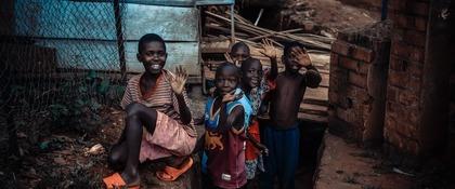 Hart voor Kinderen zet zich in voor een betere toekomst voor kinderen in Oeganda