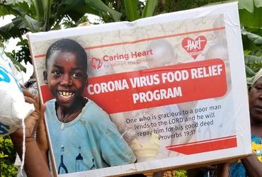 Noodhulp Voedselpakketten (Corona)